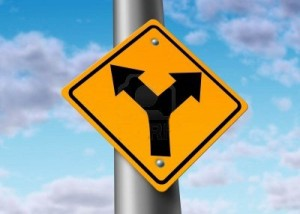 11410871-fork-in-the-road-confused-decision-time-direction-difficult-choices-street-sign