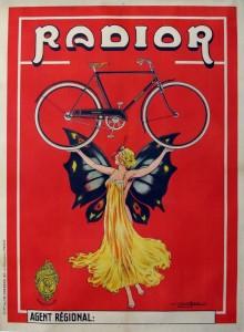 butterfly biker